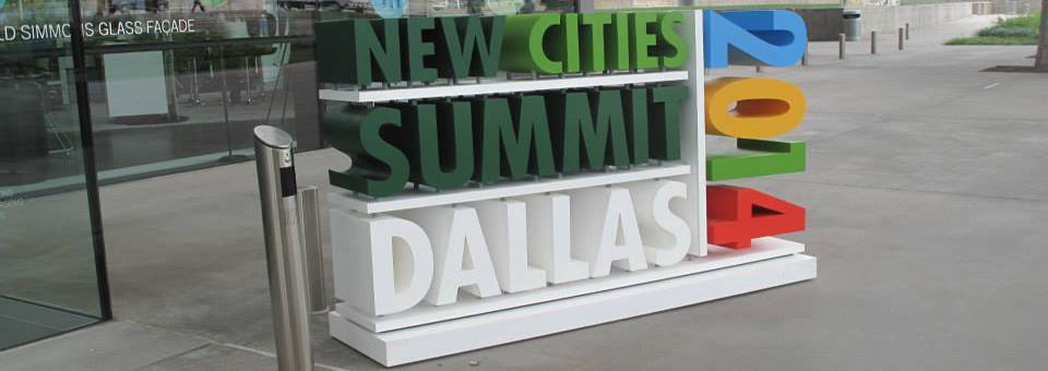 New Cities Summit in Dallas