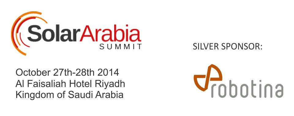Solar Arabia Summit 2014 Successfully Completed