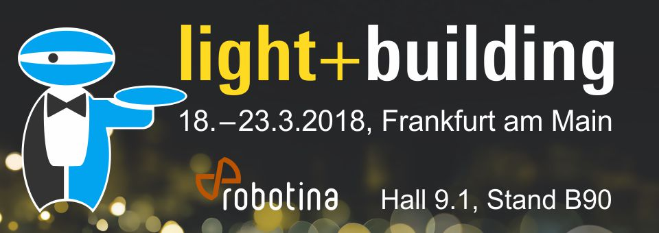 Thank you for your visit at Light+Building 2018